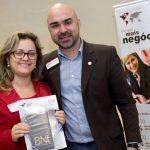 Dra. Luciana Cristina Ângelo na inauguração do grupo de empresários BNI Premier